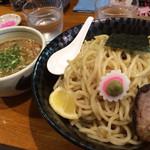 麺処 駒繋 - つけ麺 大(300g)  840円