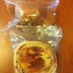 みやび - 料理写真:千代香とポテト