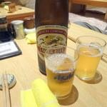 28408404 - 瓶ビール680円