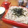 栄亀庵 - 料理写真:ざるそば