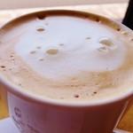 スターバックス・コーヒー - 料理写真:ソイラテ+1ショット追加にバレンシアオレンジシロップ多めで。