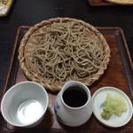 手打蕎麦相州 昭庵 - 笊蕎麦✨