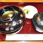 つきじ宮川本店 - 親子丼セット