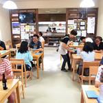 明石食堂 - 満席