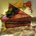 ストロベリーガーデン - カシスムース