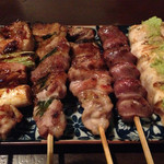 串焼酒肴 ガロネロ -