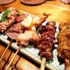 炭火串焼シロマル - 料理写真:おつかれさまセット