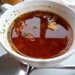 ルフラン - セットのスープ
