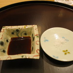 日本料理 太月 - 26年6月 醤油、塩
