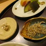 日本料理 太月 - 26年6月 薬味