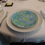 レストラン・モリエール - 素敵なテーブルウェア