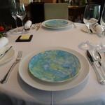 レストラン・モリエール - テーブルウェア