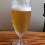 28424129 - ランチビール 200円(飲みかけ^^;)
