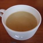 ケイズタウンカフェ - 料理写真:コーンスープ