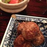 四季の味 園通 - そら豆・フルーツトマト・里芋