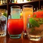 seasonal bar Nanairo - カクテル各種