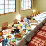 レストラン リヴァージュ - 料理写真:日帰り宴会一例