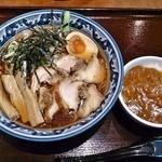 28431348 - 冷たいラーメン+チビカレー850円(2014.6月限定)