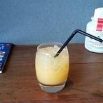 28431814 - ランパスでのグレープフルーツジュース