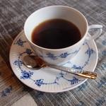無地 - コーヒー