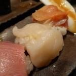28432743 - つかみ寿司は5貫ずつ