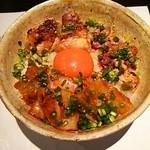 28433116 - 焼鶏丼