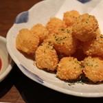ゆう - チーズのカリカリ揚げ