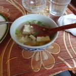 28435930 - おいしい鶏スープ