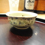日本料理 太月 - 器がよい 安南風です