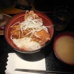 28436770 - ユーリンチ丼¥500-