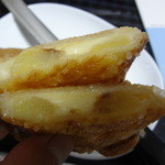 幸せの黄金鯛焼き - クロワッサン鯛焼き(アップル・シナモン)