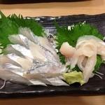 28437372 - 長崎県産 太刀魚刺身