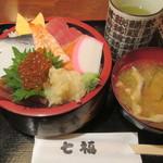 28437466 - ちらし寿司ランチ 700円