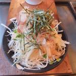 ぼちぼち - 大根サラダ