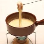 La Papi-ge - 料理写真:チーズフォンデュ