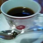 横浜うかい亭 - コーヒー。