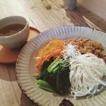 カフェ ノワ - 玄米ベジビビンバ