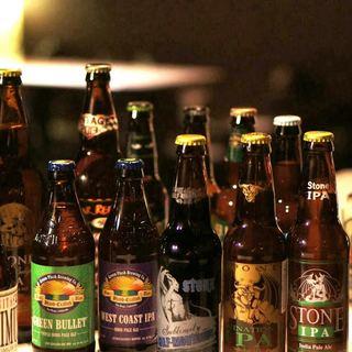 4TAPのクラフトビール!日本・カリフォルニアなど多数