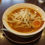 拉麺本家夢屋 - 鳥取カレーラーメン