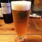 チャコールグリル グリーン - ハートランドの生ビールが飲めます