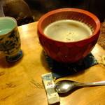 エミール・パコ - コーヒーぜんざい単体は490円