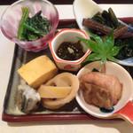 菜の花 - 2014/06☆  旬のお魚お茶漬け膳  ¥1550