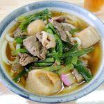 寿美屋 - 料理写真:肉うどん
