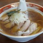 かづ屋 - チャーシューメン