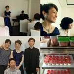 自家焙煎珈琲カフェ・ブレニー - 6月21日音楽会、歌とピアノとスィーツと、見事なコラボでした!!