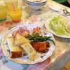 キャナリィ ロウ - 料理写真:前菜食べ放題。