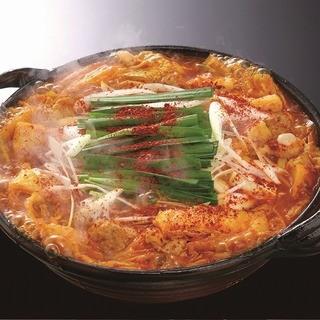 看板料理『赤から鍋』まったく辛くない0番~激辛10番