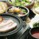 韓二郎 - オムニの味!韓国家庭料理コース