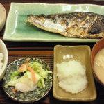 千草 - 鯖定食¥780