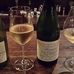 コルドーネ - グラス白ワイン×2